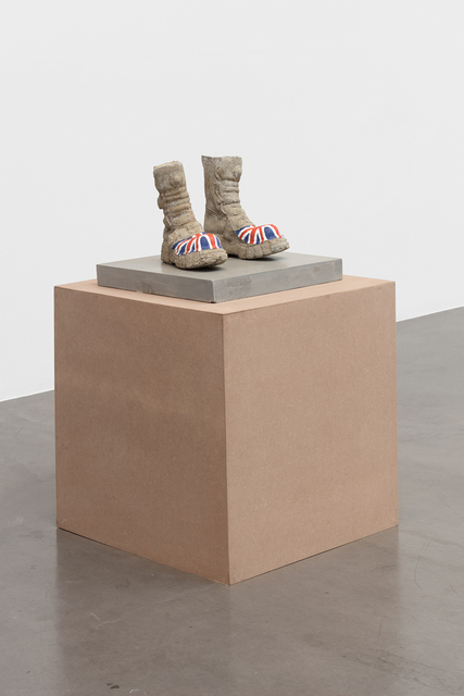 , 'LOTTO DESPERATE,' 2018, kurimanzutto
