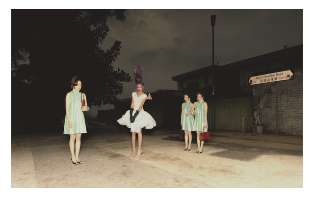 , 'Hong Kong Moments No.2,' 2010, ART LEXÏNG