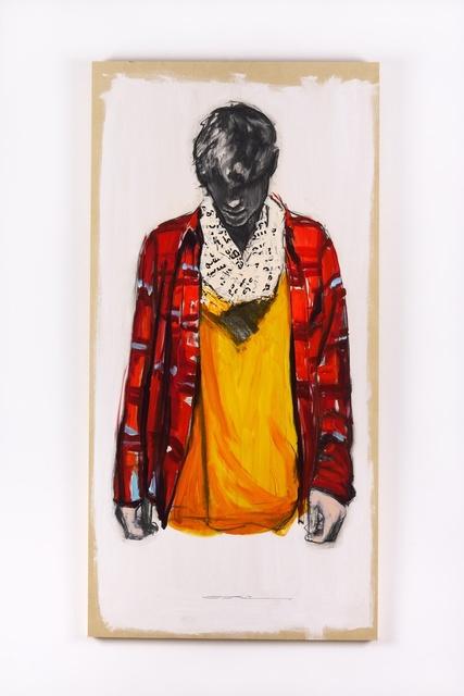 , 'Dorian,' 2015, Rebecca Hossack Art Gallery