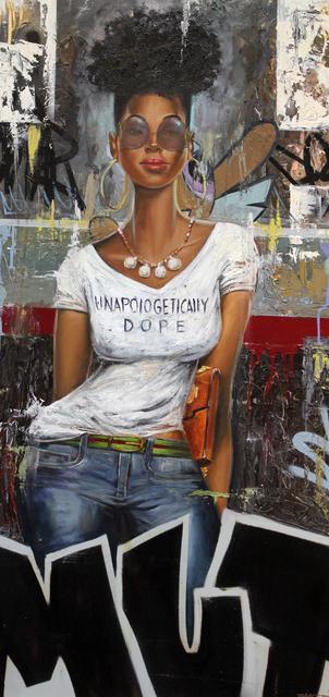 , 'Dope,' 2017, Richard Beavers Gallery