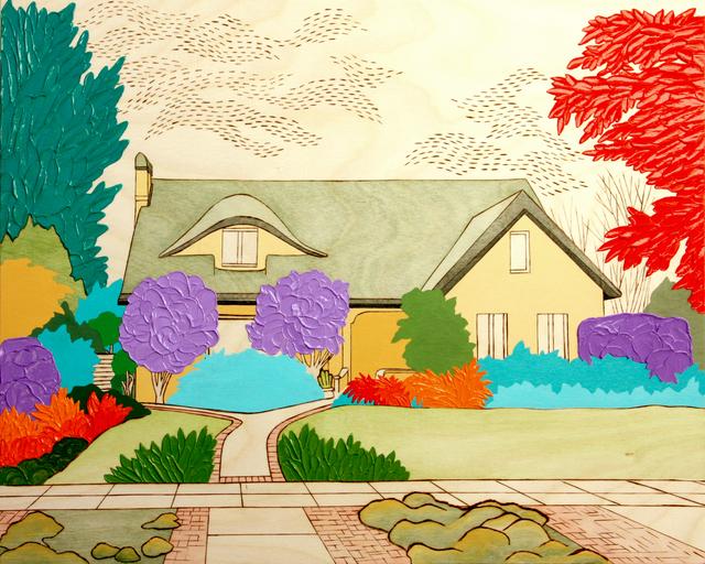 , 'The Neighborhood #2,' none, George Billis Gallery