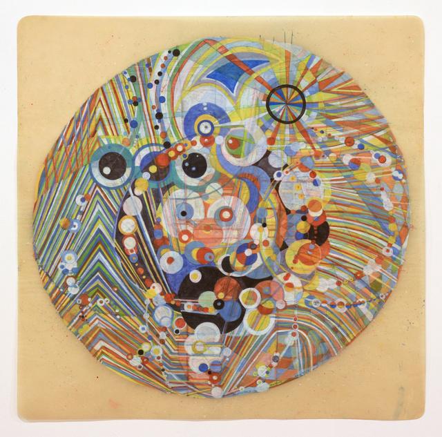 , 'Planetary Motion,' 2016, Pierogi