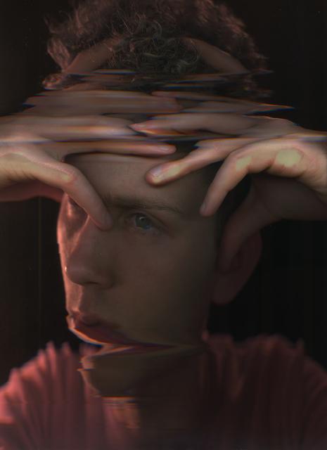 , 'Tyler,' 2015, Geary