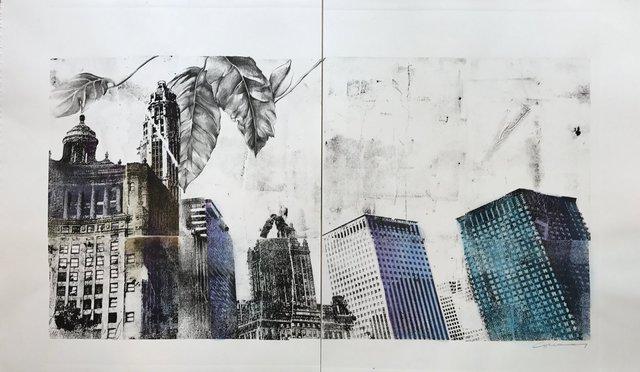 Julie Cowan, 'Nature Prevails', 2018, Vivid Art Gallery