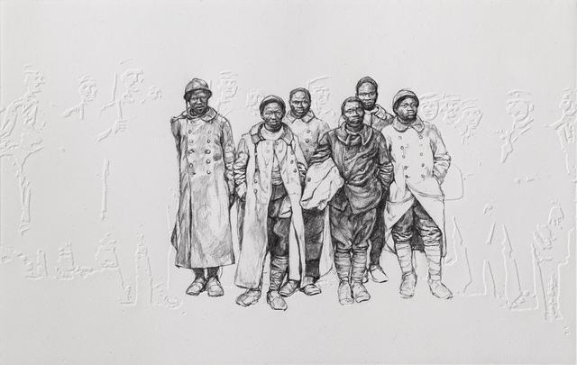 , 'Backdrop,' 2018, Alan Cristea Gallery