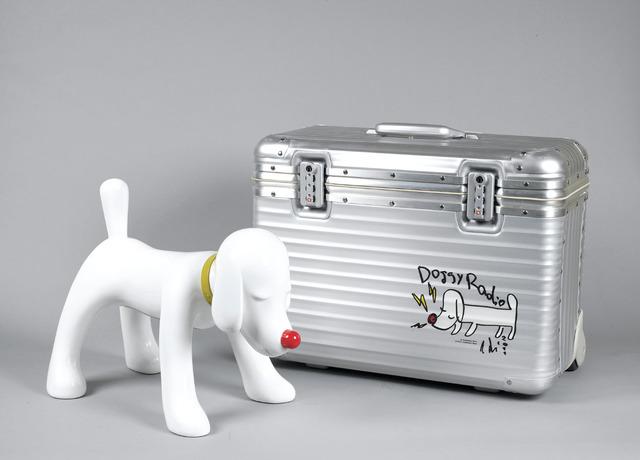, 'DOGGY RADIO X RIMOWA,' 2011, Gin Huang Gallery
