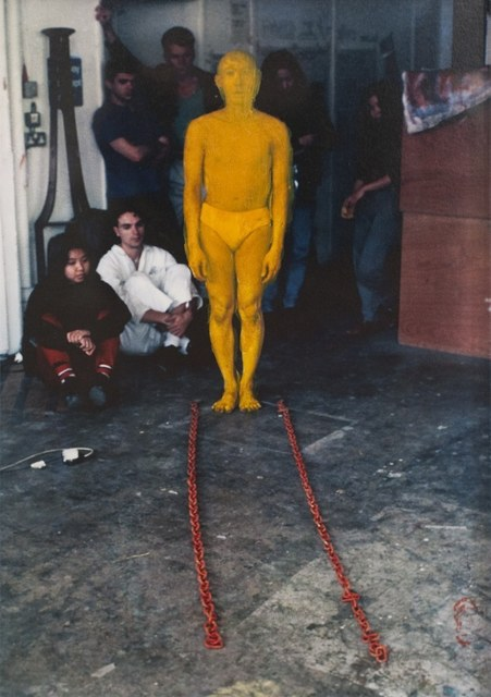 , 'Yellow on Yellow: Journey of a Yellow Man,' 1992-2012, Ipreciation