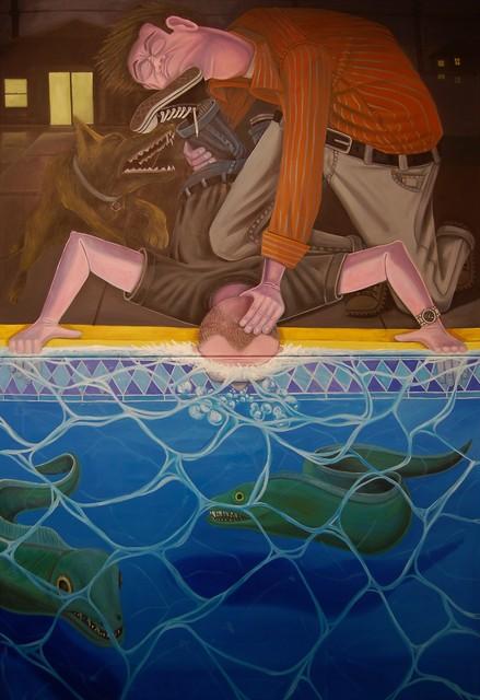, 'Marco Polo,' 2019, 532 Gallery Thomas Jaeckel