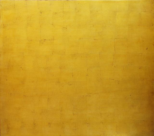 , 'Mensaje dorado,' 1970, Galeria Oscar Roman