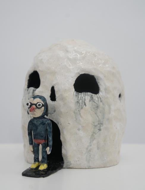 , 'The Phantom Skull Cave,' 2017, Ruttkowski;68