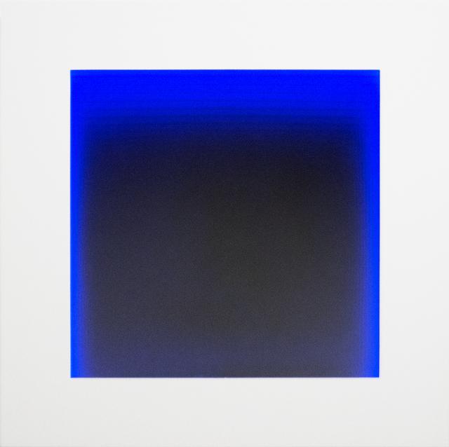 Chul-Hyun Ahn, 'Infinite Blue', 2015, Heather James Gallery Auction