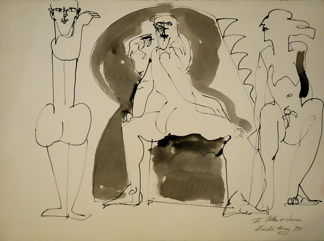 Emilio Cruz, 'Untitled ', 1978, Bill Hodges Gallery