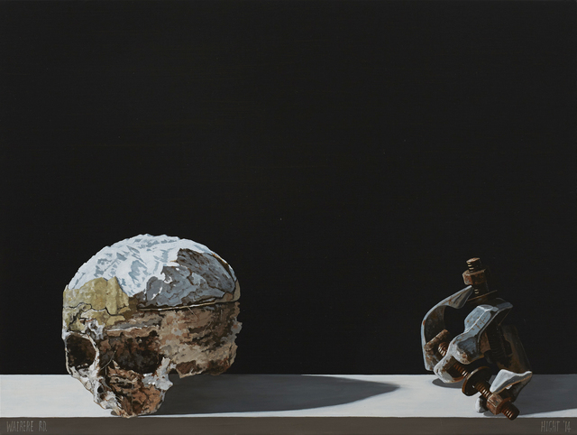 , 'Wairere Rd,' 2014, Gow Langsford Gallery