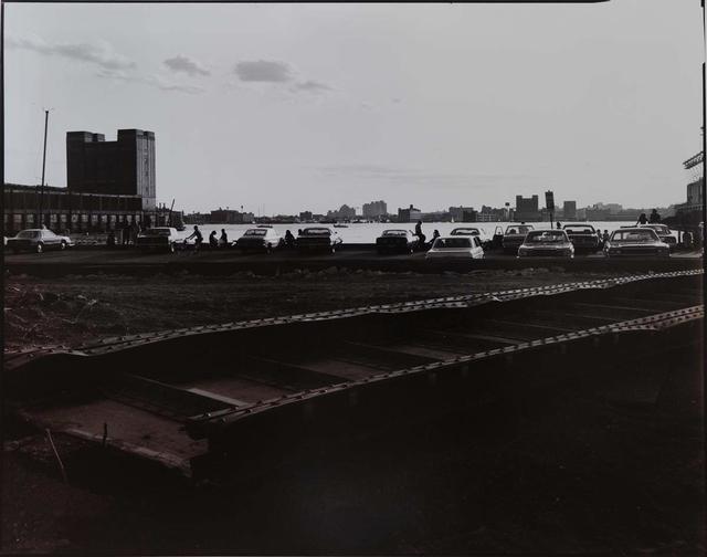 , 'Westside Highway 11,' 1983-84, Salomon Arts Gallery