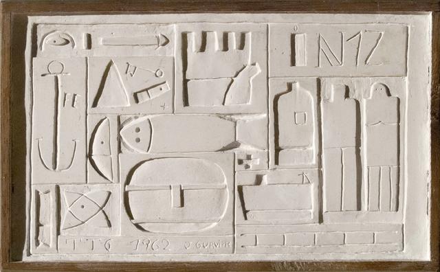 , 'Composition,' 1962, Cecilia de Torres Ltd.