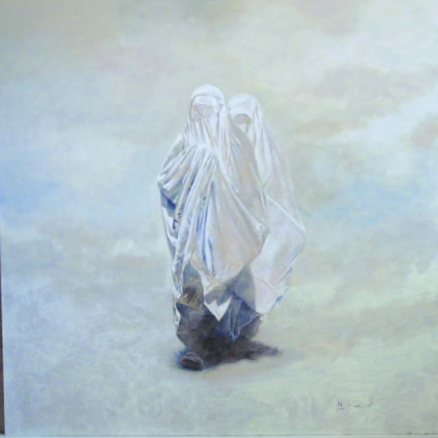 , 'untitled,' 2014, Galerie Ernst Hilger