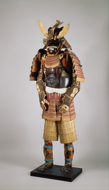 Saotome Iyetada, 'Armor (Gusoku)', 16th and 18th centuries, The Metropolitan Museum of Art