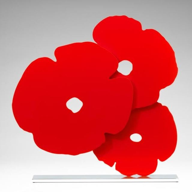 , 'Red Poppies,' 2015, Vertu Fine Art