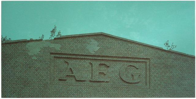 , 'Aeg,' 2011, Lia Rumma
