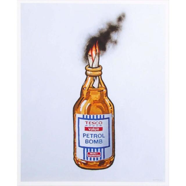 , 'Petrol Bomb ,' 2000, Maddox Gallery
