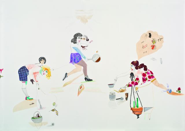 , 'Catch,' 2010, Elgiz Museum