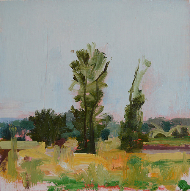 , 'Meadows Arise,' 2014, David Richard Gallery