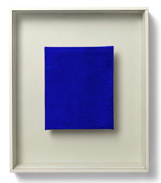 Yves Klein, 'Untitled Blue Monochrome, (IKB 322)', 1959, Il Ponte