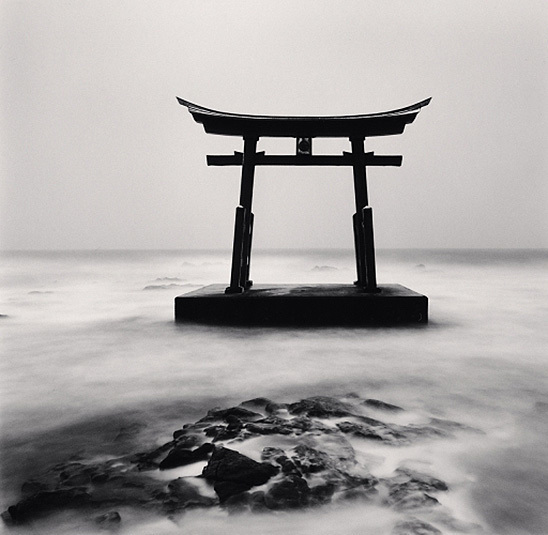 , 'Torii Gate, Study 2, Shosanbetsu, Hokkaido, Japan,' 2014, Dolby Chadwick Gallery