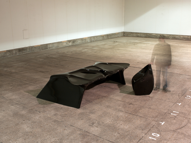 , 'Agent double desk,' 2011, Armel Soyer