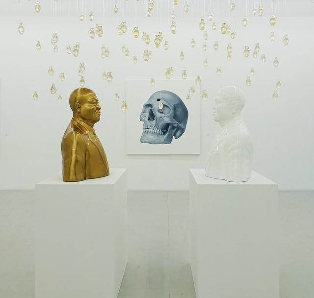 , 'The Power Game,' 2016, Yavuz Gallery