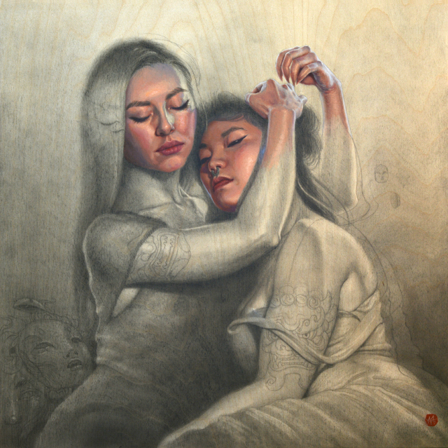 , 'Silence Will Close Behind Us,' , Haven Gallery