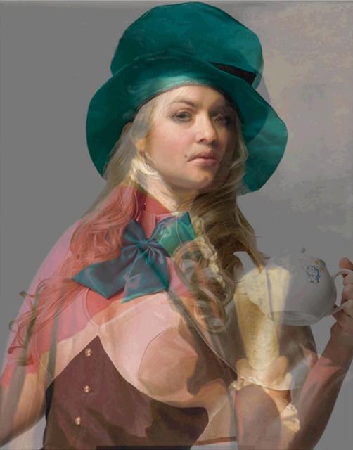 , 'Mad Hatter's Tea Party,' , Melissa Morgan Fine Art