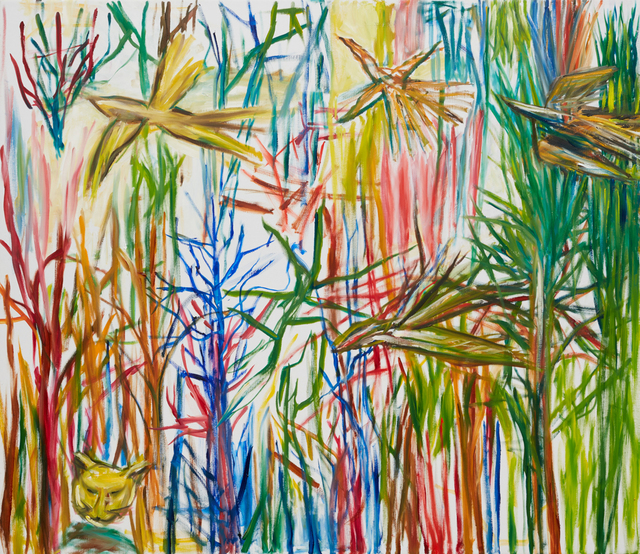 , 'Trees, Birds, Cat and Flying Stick Spider,' 20/1/19 to 14/4/19, Niagara Galleries