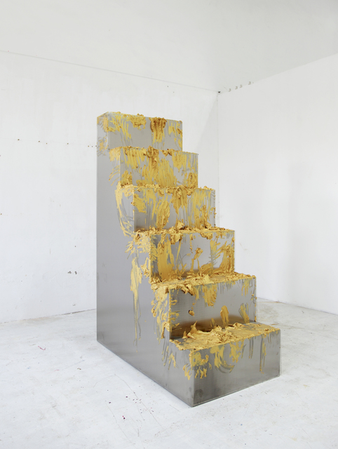, 'Untitled (Stairs),' 2014, Beijing Commune