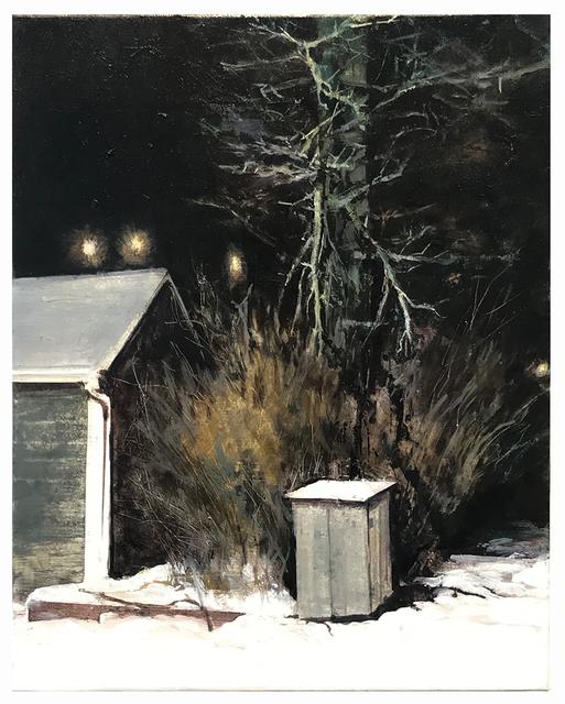 , 'Miller Hill 1,' 2019, Albert Merola Gallery