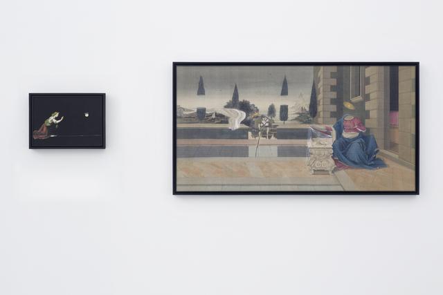, '对话达芬奇2017 Conversation with Leonardo da Vinci 2017 ,' 2017, Amy Li Gallery
