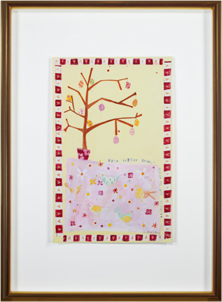, 'Five Little Birdies Hidden in the Flowers KMH 037,' 2005, David Barnett Gallery