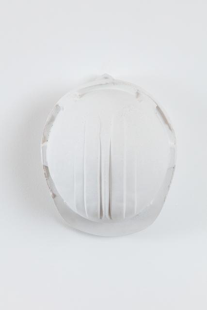 , 'Helmet #1,' 2017, Baert Gallery