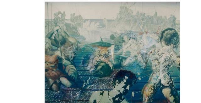 Salvador Dalí, 'La Pêche aux thons', 1967, Odalys