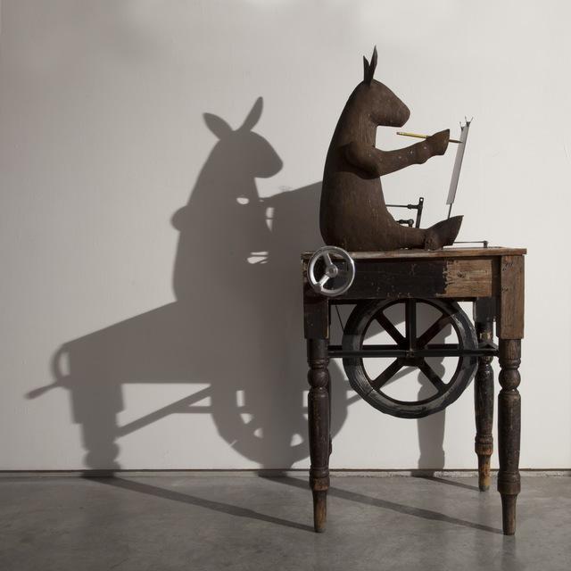 , 'Mule Make Mule,' 2010, Crafts Council