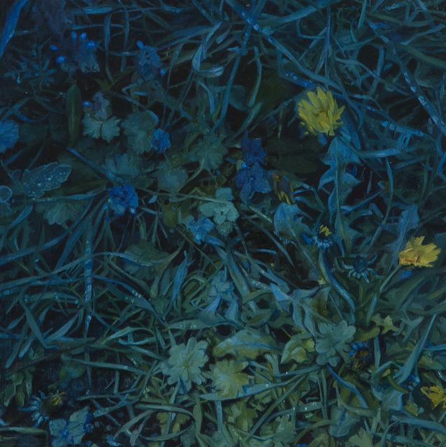 , 'Taraxacum,' 2017, Flowers