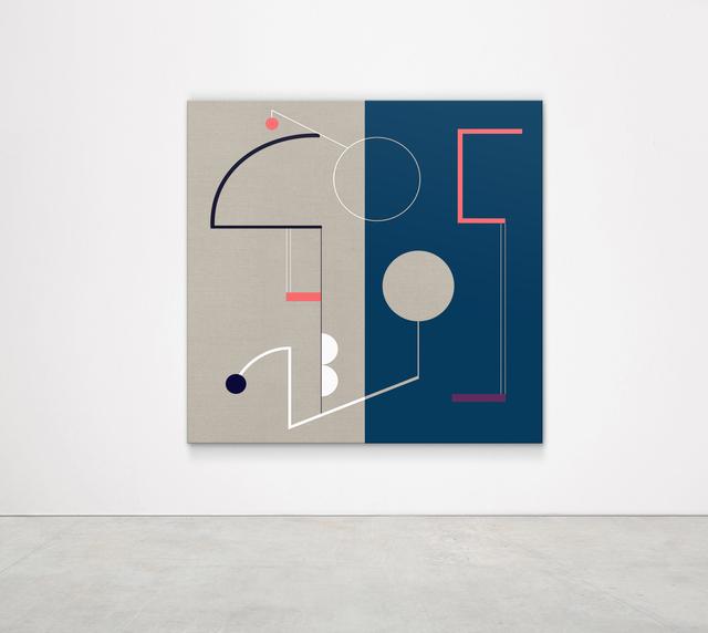 , 'Sun Clock in Day (Buckminster Fuller),' 2018, Kristin Hjellegjerde Gallery