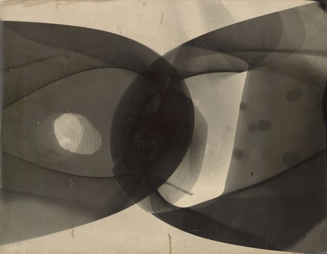 , 'Photogram,' 1941, Guggenheim Museum
