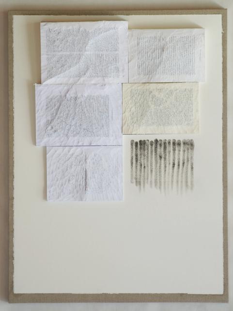 , 'le cose mute (al lupo series),' 2012, Galerie Geraldine Banier