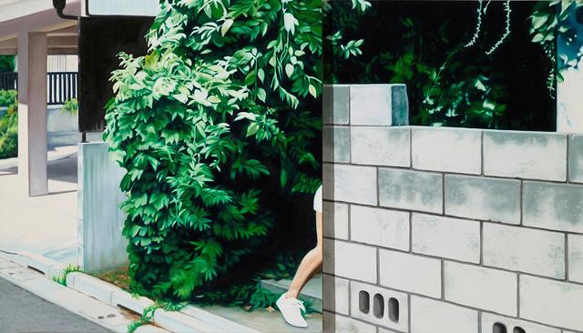 , '31 (a Leg),' 2017, Gallery BK