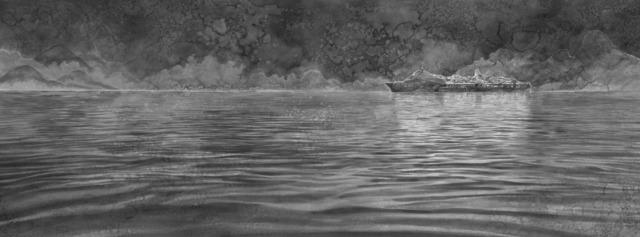 , 'Sea of Tranquillity (calm sea),' 2018, Galerie Ron Mandos