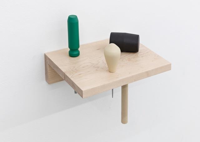 , 'Three Forms (for Friedrich Fröbel),' 2016, MKG127
