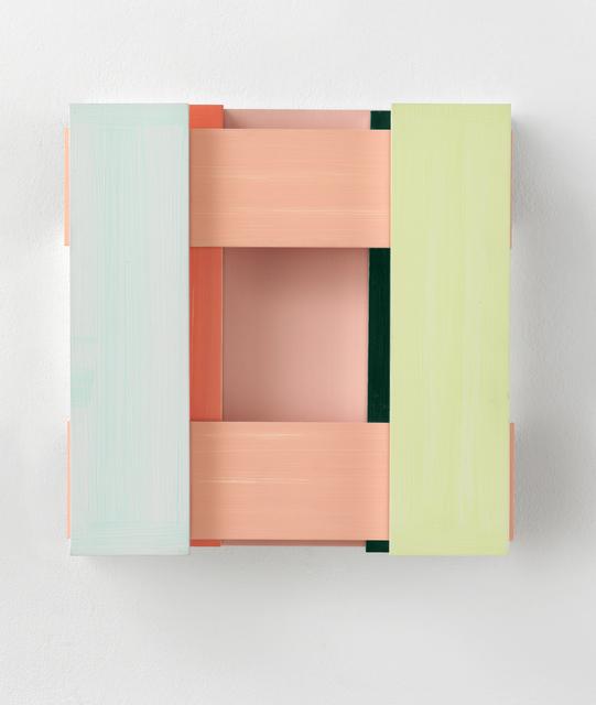 , 'Face (2),' 2003, Ludorff