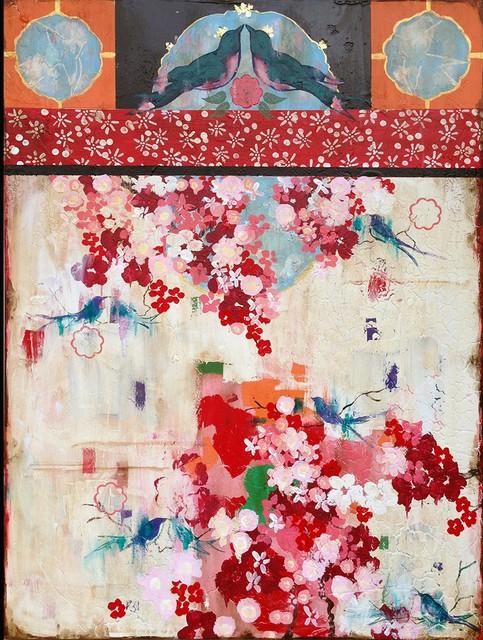 , 'Memories of Paris ,' 2013, 530 Burns Gallery