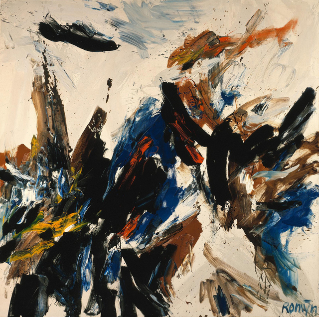 Gust Romijn | Le grand accident (1960) | Available for Sale | Artsy